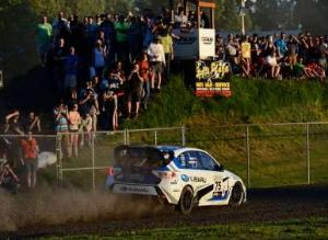 Subaru Rally Team USA Wins 2013 Oregon Trail Rally