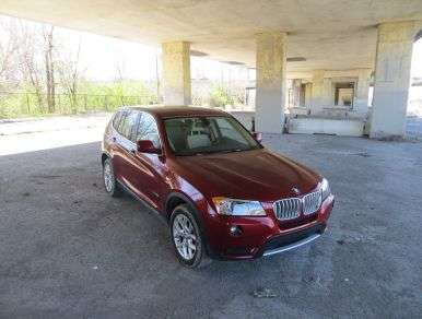 Road Test and Car Review - 2013 BMW X3 xDrive28i