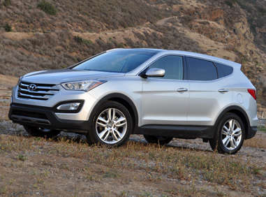 2013 Hyundai Santa Fe Sport Road Test And Review: Models And Prices