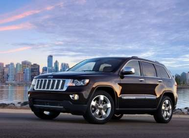 2013 Jeep Grand Cherokee Makes News with NEMPA