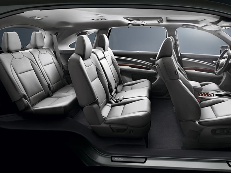 Incroyable 10 Best 7 Passenger SUVs