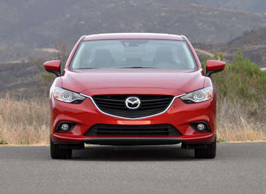 2014 Mazda 6 Road Test and Review: