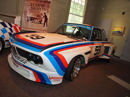 Bmw History Celebrated At Saratoga Auto Museum