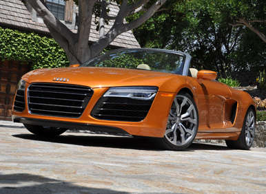 2014 Audi R8 First Drive: Sports Car Review