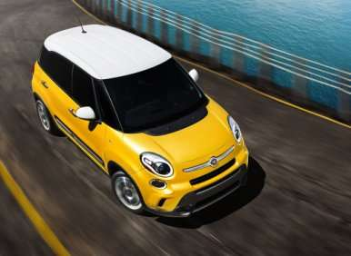 2014 Fiat 500L Launches with Complimentary Premier Package
