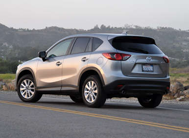mazda cx5 quick spin crossover suv review about our test car - Suv Reviews
