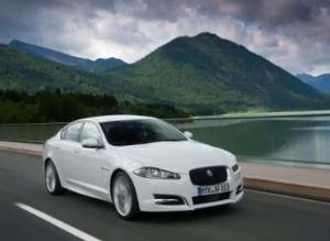 2013 Jaguar XF Supercharged Road Test & Review
