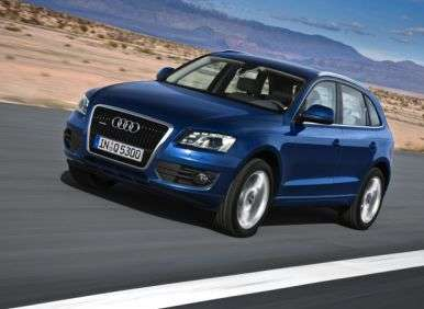 May Auto Sales: 29th Consecutive Month of Record Sales For Audi