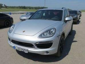2013 Porsche Cayenne SUV Quick Spin Review