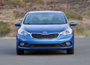 2014 Kia Forte Sedan Road Test and Review