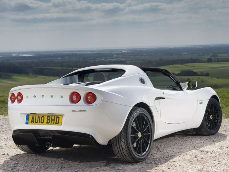 Most Fun Convertibles To Drive 03 Lotus Elise