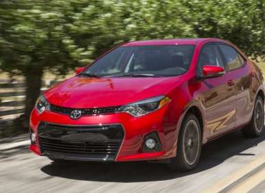 Introducing the 2014 Toyota Corolla