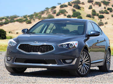 2014 Kia Cadenza First Drive Review