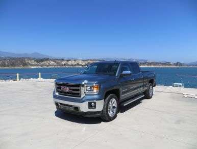 2014 GMC Sierra Pickup Truck First Drive