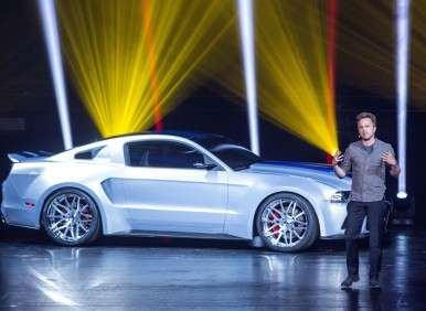 Ford Mustang To Play The Hero Car In The Upcoming Need For Speed Movie
