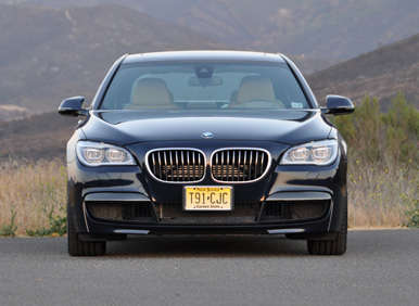 2013 BMW 7 Series Luxury Sedan Road Test and Review
