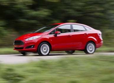 2014 Ford Fiesta SFE Hits 41 MPG Highway