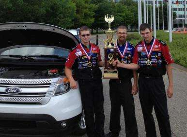 Ford and AAA Hosted the 64th Student Auto Skills National Finals