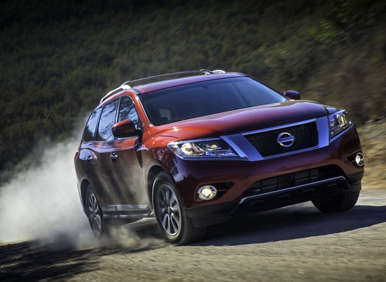 10 Things You Need To Know About The 2013 Nissan Pathfinder