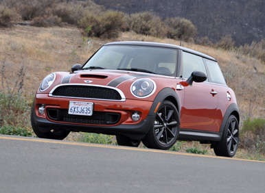 2017 Mini Cooper S Hardtop Road Test And Review Models Prices
