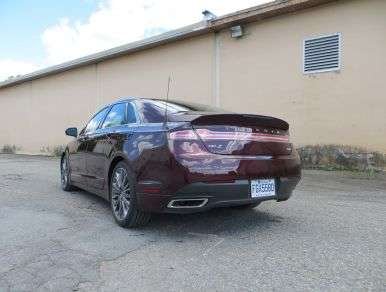 lincoln awd mkz review video ecoboost of