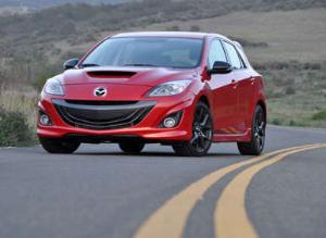2013 Mazdaspeed3 Compact Sports Car Quick Spin