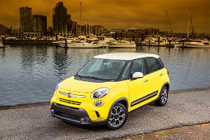 2014 Fiat 500L First Drive & Review