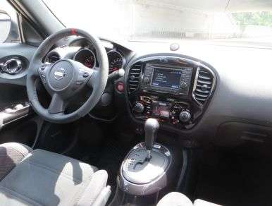 2013 Nissan Juke NISMO Review: Comfort And Cargo
