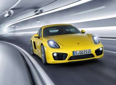 10 Things You Need To Know About The 2014 Porsche Cayman
