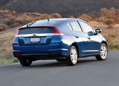 2013 honda insight hybrid road test and review. Black Bedroom Furniture Sets. Home Design Ideas