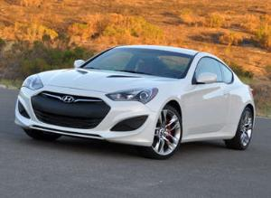 2013 Hyundai Genesis Coupe Sports Coupe Quick Spin Review