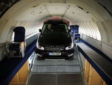 First Drive: 2014 Land Rover Range Rover Sport