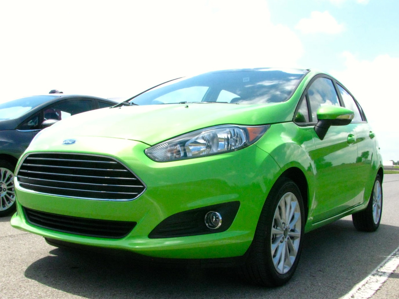 A Quick Spin in the 2014 Ford Fiesta SE