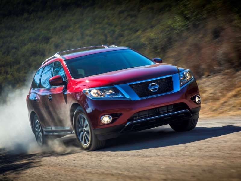 2014 Nissan Pathfinder Hybrid: Efficient And Economical