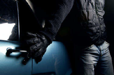 National Auto Theft Rate Increases 1.3% In 2012