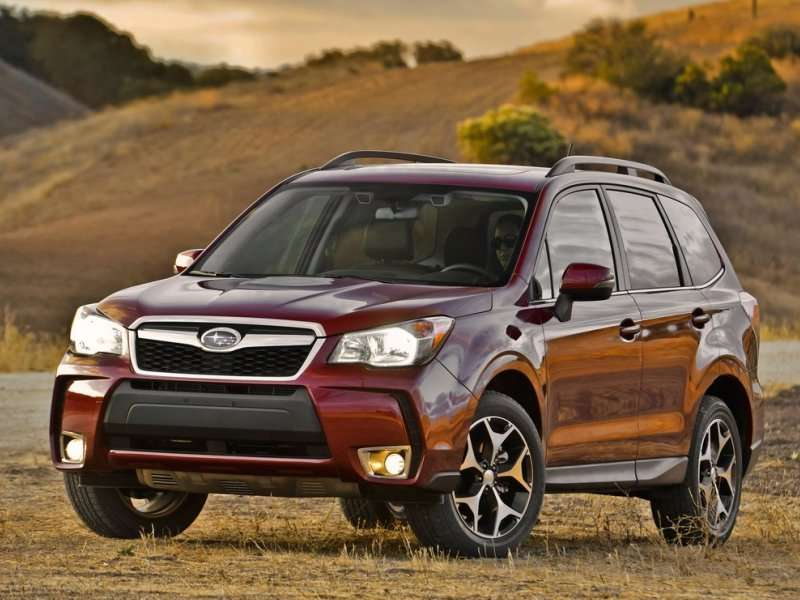 June Auto Sales: Best June For The Subaru Forester and Outback