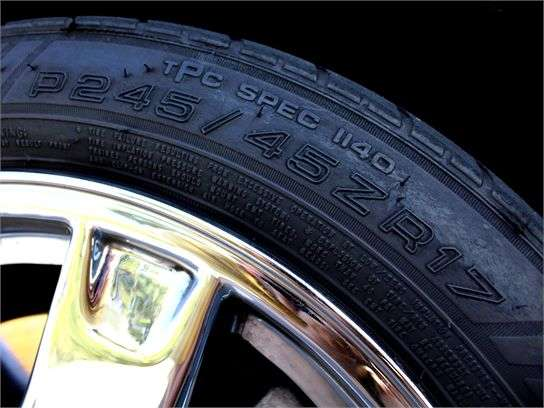 How to Read Tire Sizes