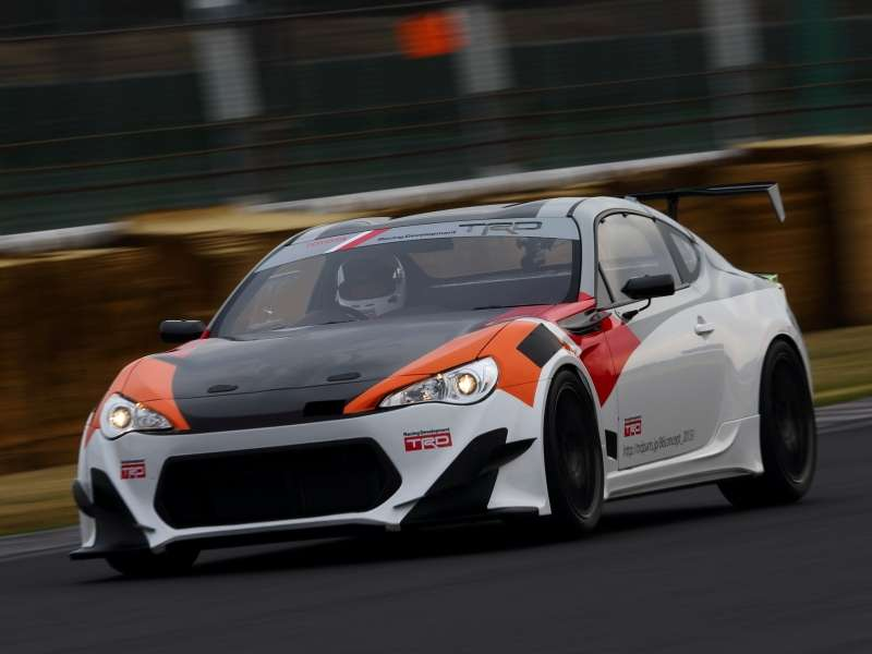 Toyota GT86 TRD Griffon Project To Appear At Goodwood