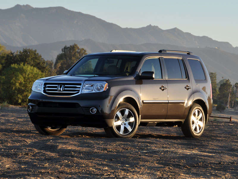 2013 Honda Pilot Road Test And Review: Models And Prices