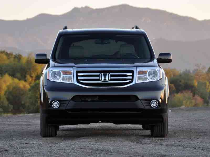 2013 Honda Pilot Road Test and Review