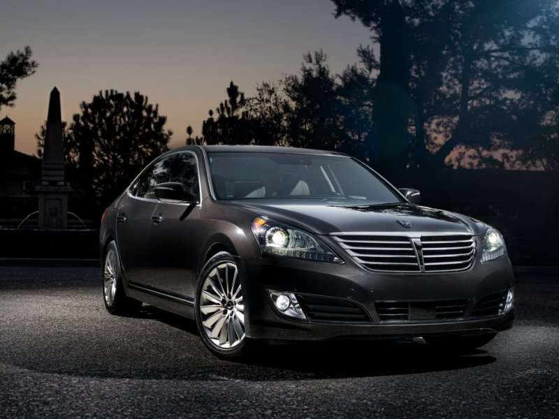 10 Things You Need To Know About The 2014 Hyundai Equus