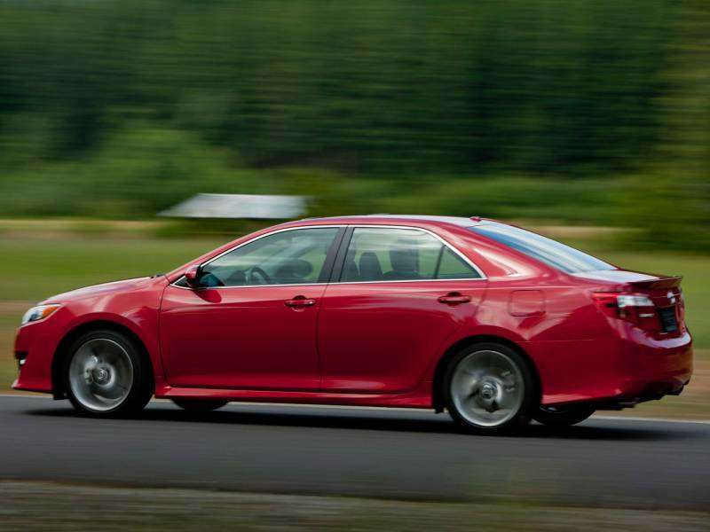 2013 Toyota Camry Road Test U0026 Review: Engines/Fuel Economy