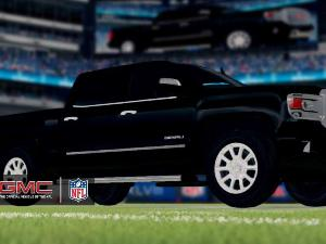 2014 GMC Sierra Drafted to Star in Madden NFL 25