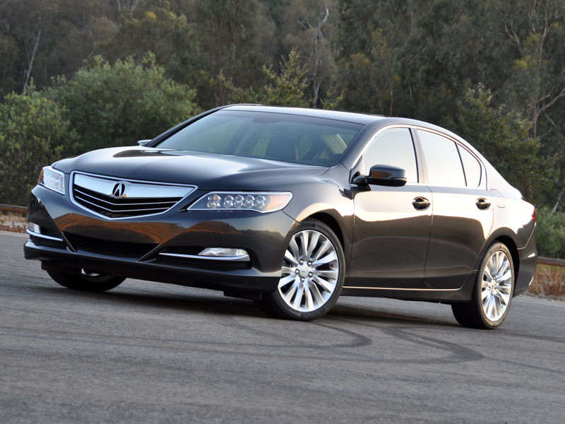 2014 Acura RLX Quick Spin Car Review
