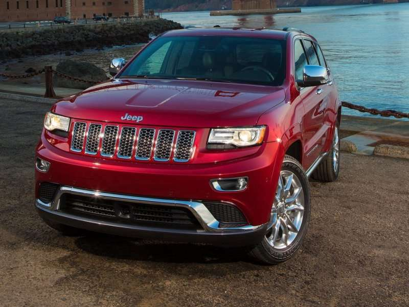 The 2014 Jeep Grand Cherokee Competes Hard On Price