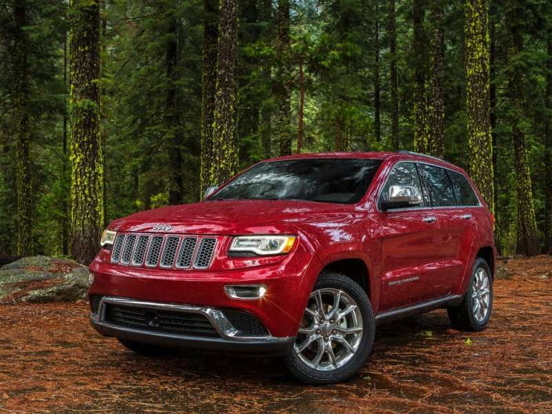 10 Things You Need To Know About The 2014 Jeep Grand Cherokee