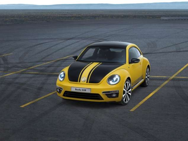 MSRP of 2014 VW Beetle GSR to Start under $30,000