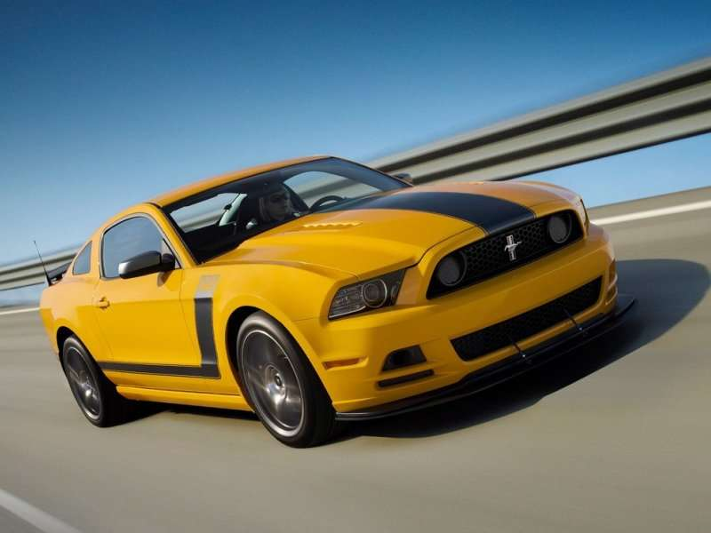 2013 Ford Mustang Boss 302 Road Test & Review | Autobytel com