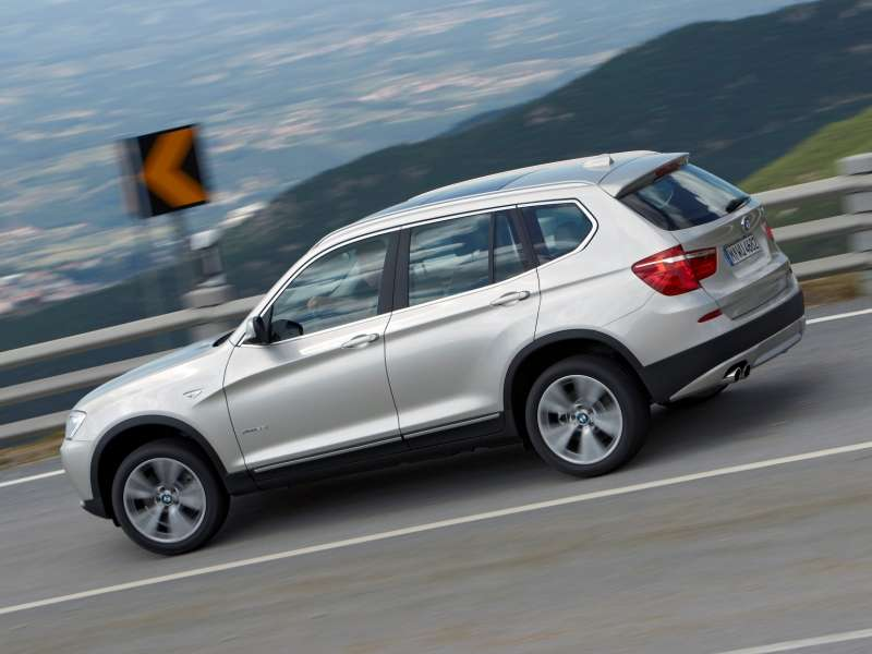 2013 BMW X3 xDrive35i Road Test & Review