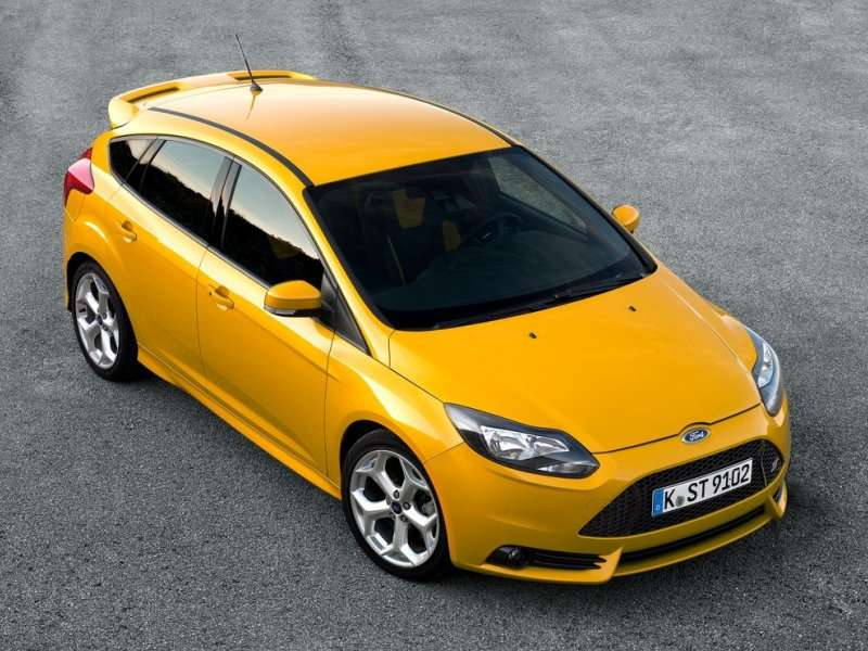 ford focus st cars sports under affordable specs interior autobytel engine rs dollars vehicle release date diesel models